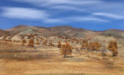 Горы Чаган-Узуна