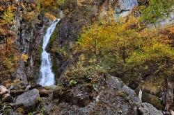 Водопад Верх. Карасу