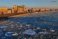 Ледоход на Иртыше