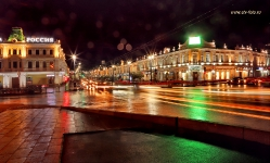 Любинский проспект Омска