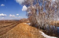 Остатки зимы