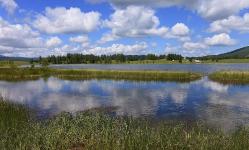 Улаганские озера. Абчидон
