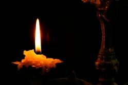 Пока горит свеча...
