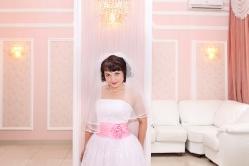 В комнате невесты