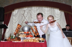 Свадебный банкет