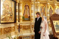 В Успенском кафедральном соборе Омска