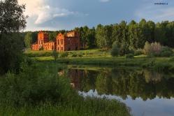 Винокуренный завод в Омской области