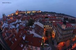 Экскурсия по вечерней Праге