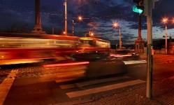 Ночной трамвайчик