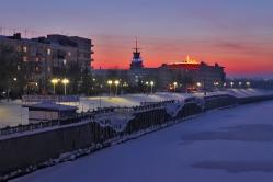 Гостиница Маяк в Омске