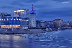 Кинотеатр Вавилон в Омске