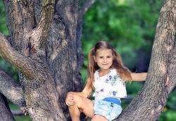 Детская фотосессия в Омске