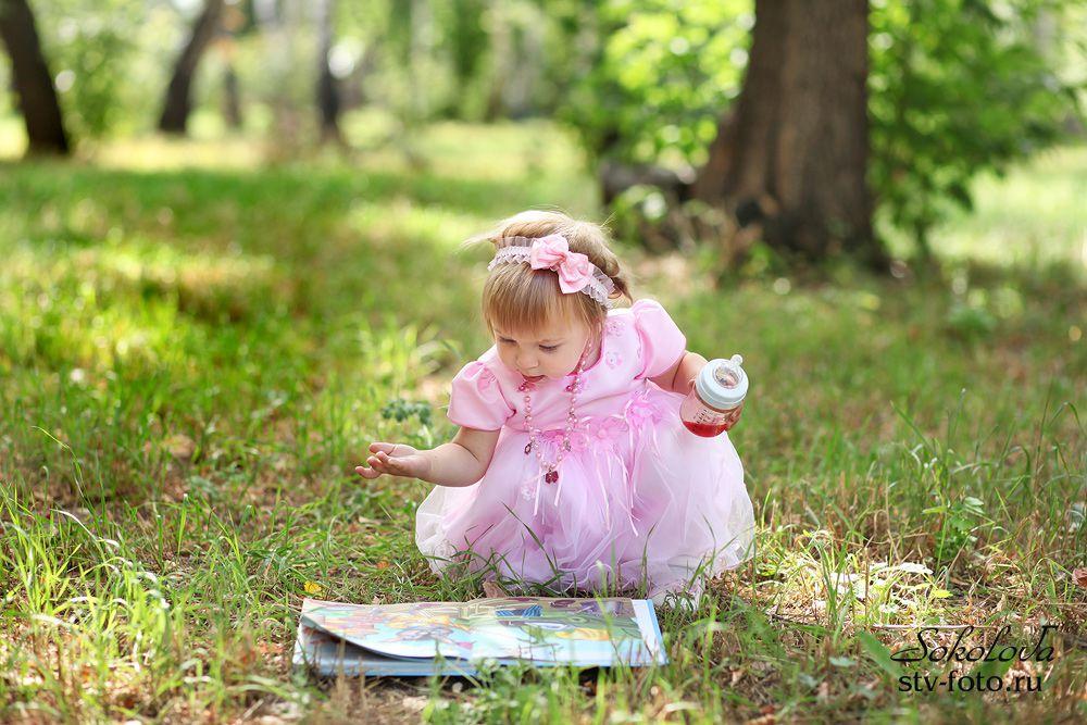 Детская фотосессия Омск