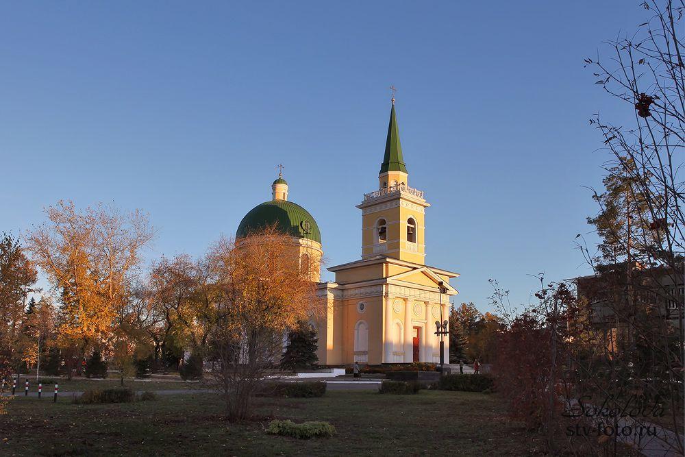 Свято-Никольский Казачий собор г. Омск