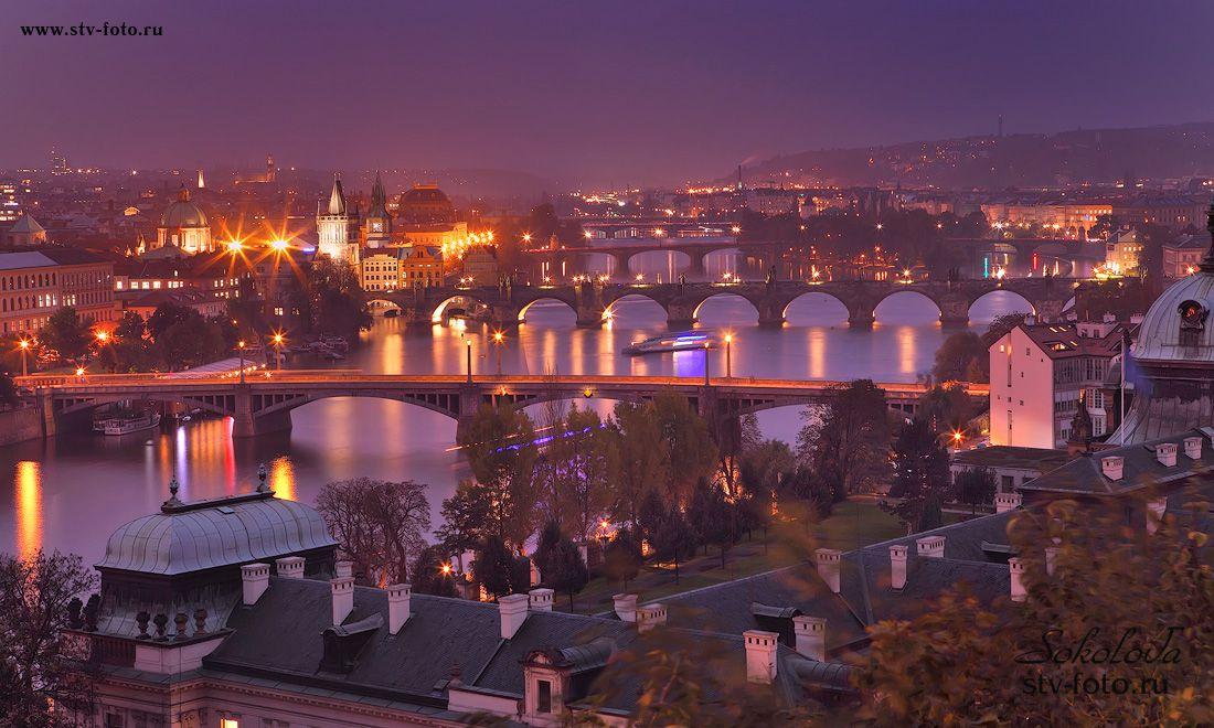 Визитная карточка Праги