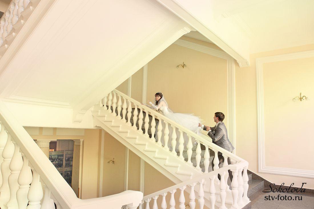 Вверх по лестнице ведущей вниз