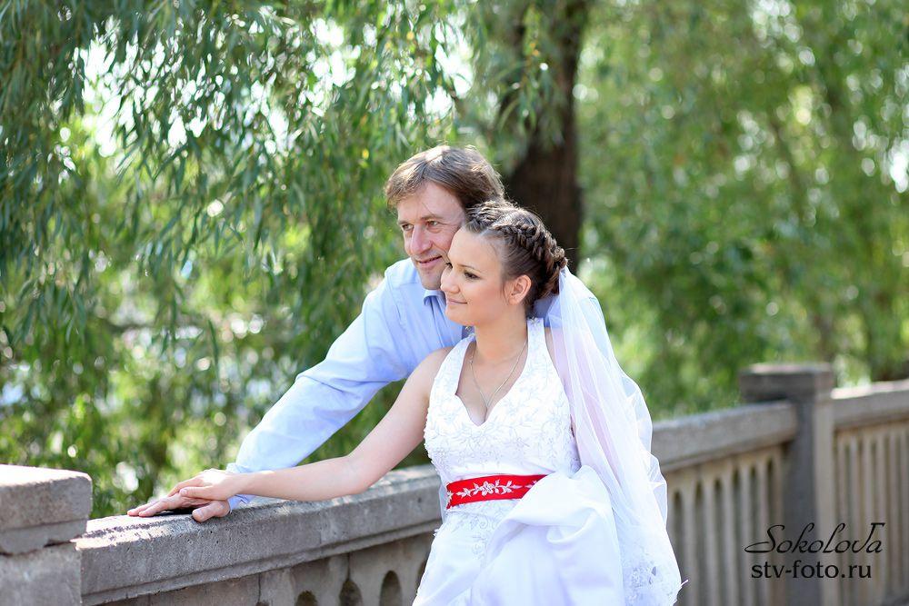 Свадебная прогулка в Омске