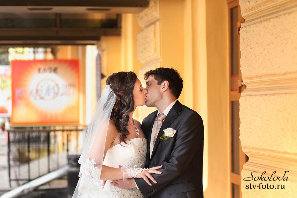 Свадебная фотосессия в Омске