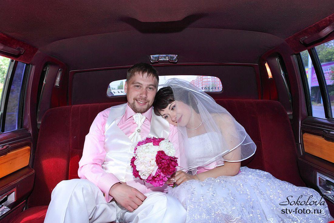 Лимузин на свадьбу!