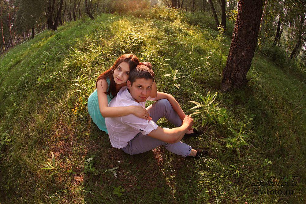 Мария и Алексей